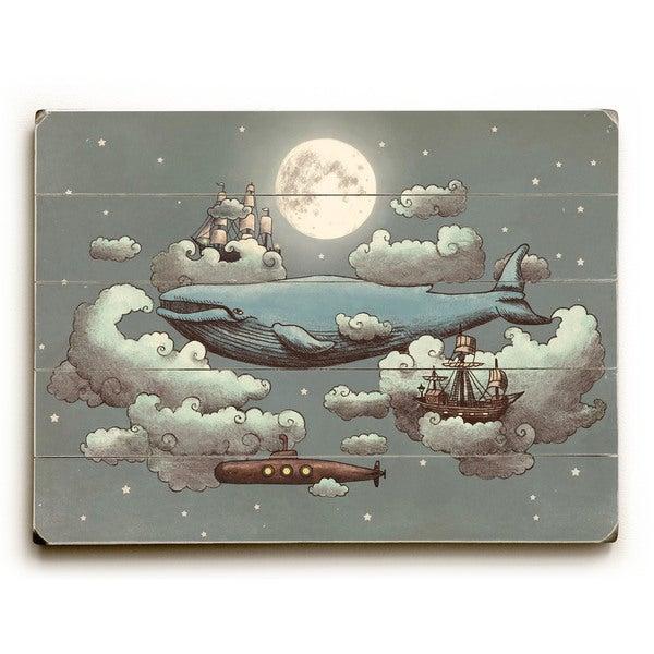 Ocean Meets Sky - Wall Decor by Terry Fan
