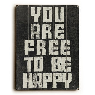 Free To Be Happy - Wall Decor by Lisa Weedn - multi