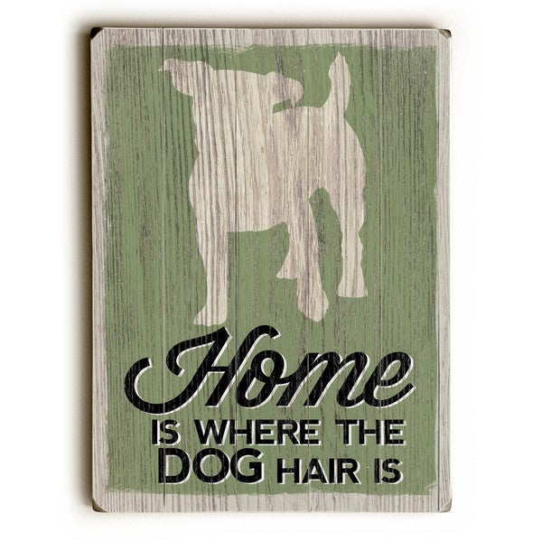 Home is Where - Wall Decor by Misty Diller