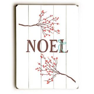 Noel - Wall Decor by Rebecca Peragine