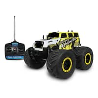 NKOK Mean Machine 1:8 Extreme Terrain RTR RC: 2015 Jeep Wrangler Unlimited Vehicle
