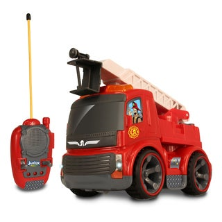 NKOK Junior Racers My First RC Fire Rescue Remote Control Toy