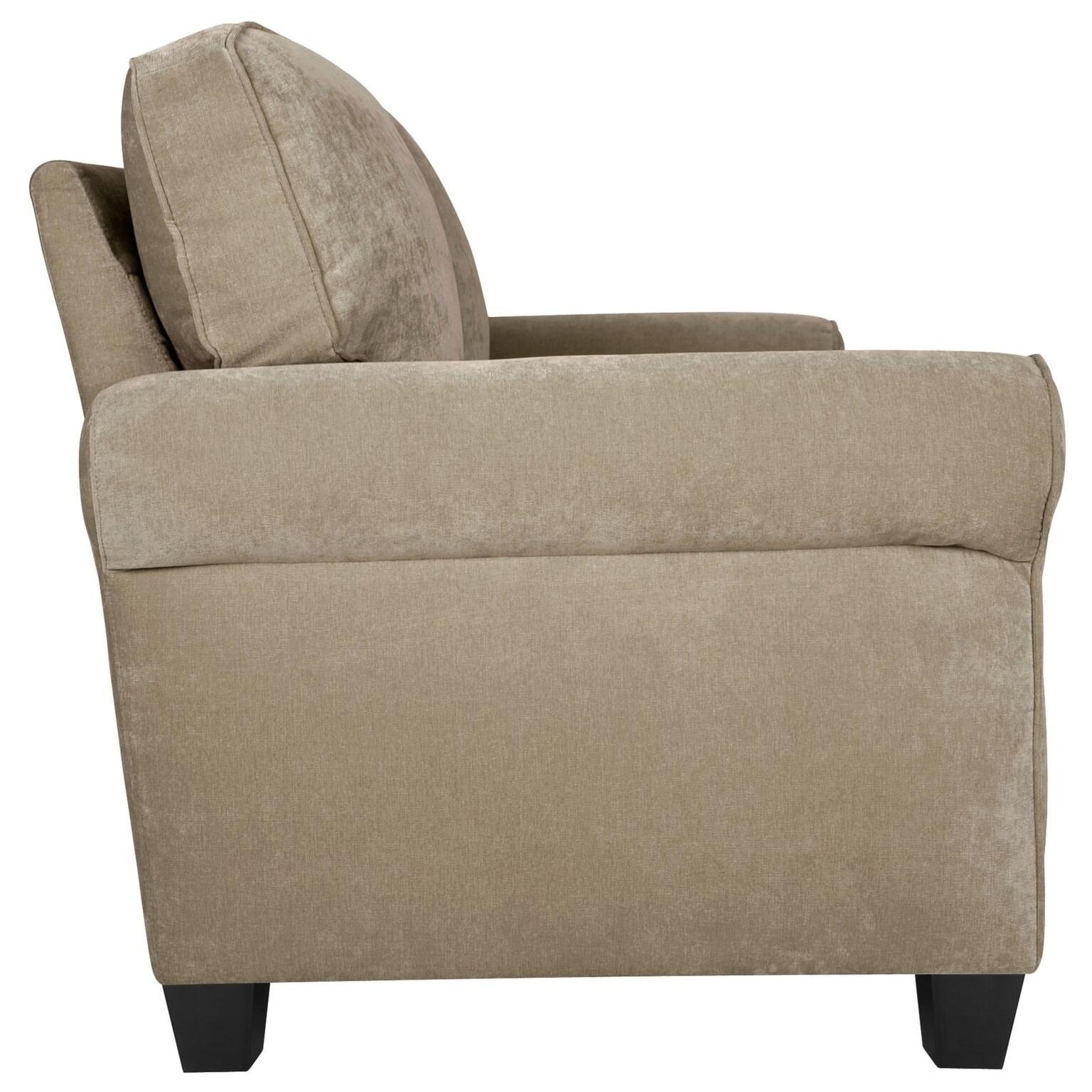 Enjoyable Serta Copenhagen 78 Inch Sofa Machost Co Dining Chair Design Ideas Machostcouk