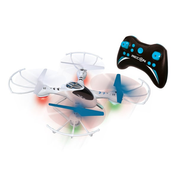 NKOK Air Banditz 2.4GHz Recon Explorer Drone Remote Control Toy