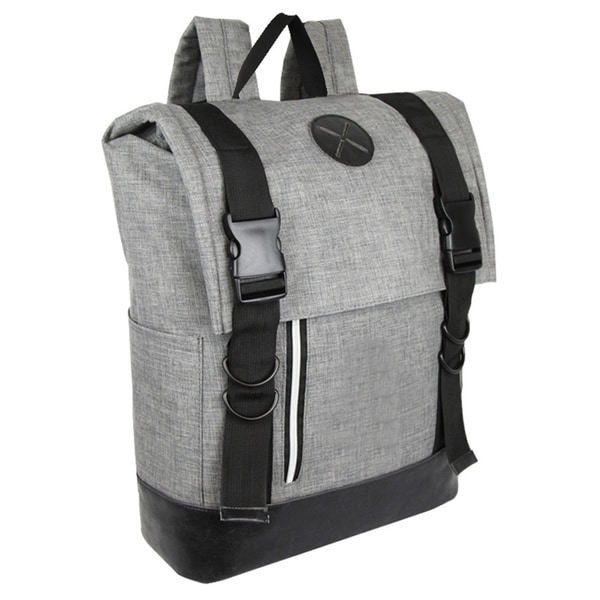 School College Student Unisex Spacious Text Book XBOOST 15-inch Laptop / Computer Organizer Daily Backpack Bag. Opens flyout.