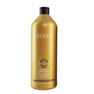 Redken 33.8-ounce All Soft Shampoo