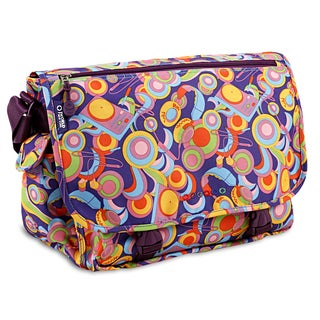 J World New York Terry Funky Messenger Bag