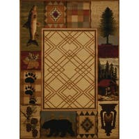 Pine Canopy Boise Accent Rug (1'10 x 3')