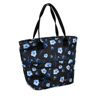 J World New York Lola Night Bloom Lunch Tote Bag