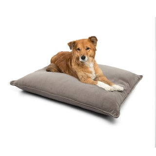 Serta Orthopedic Memory Foam Rectangle Pet Bed Free Shipping Today Overstock Com 16578822
