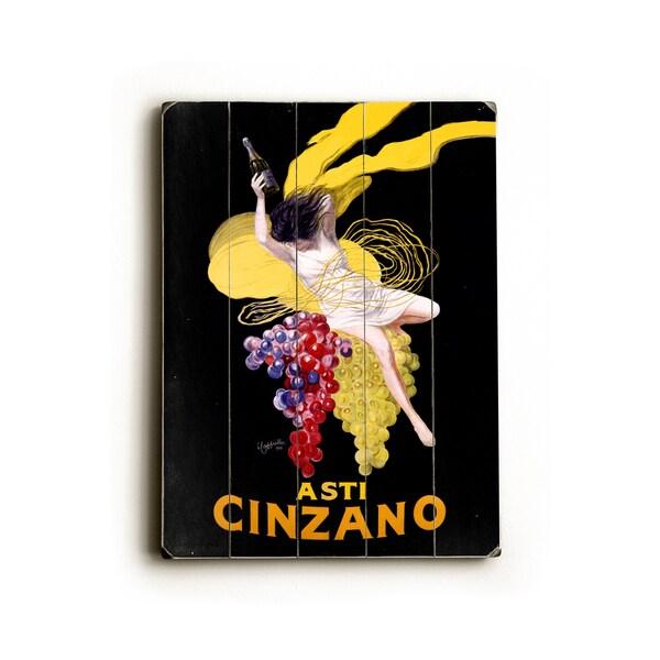 Cinzano Asti Aperitif Wine - Wall Decor by Leonetto Cappiello