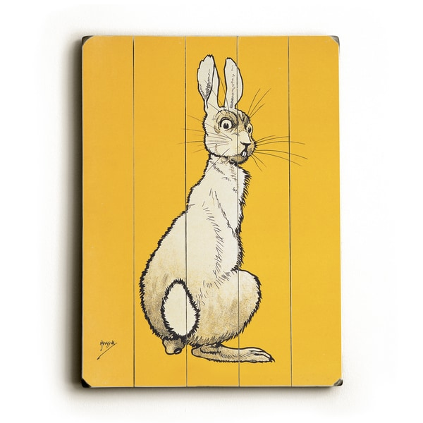 Mr. Rabbit - Wall Decor by Laughing Elephant - multi