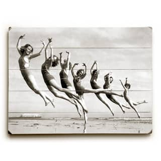 Dancers trained by Lillian Newman - Wall Decor by Underwood Photo Archive