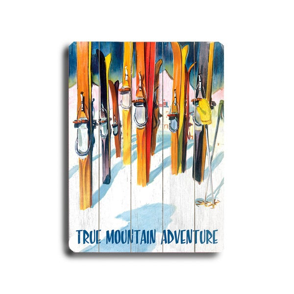 True Mountain Adventure - Wall Decor by Posters Please
