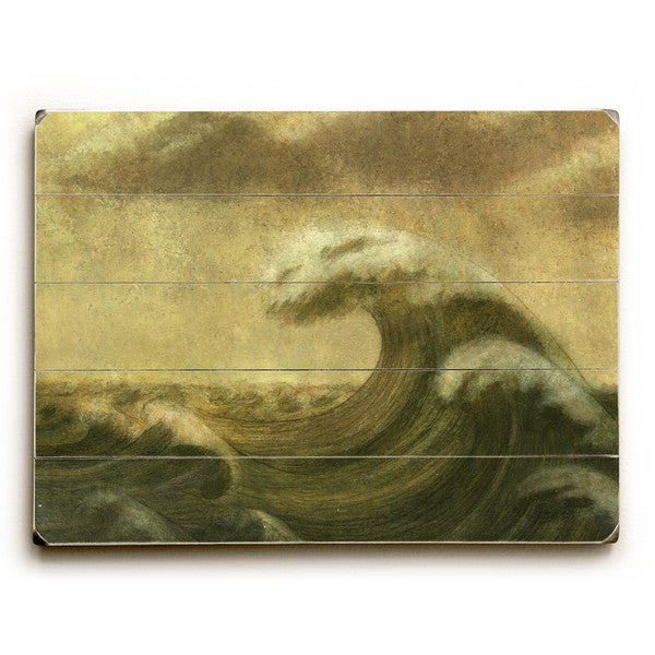 The Wave - Wall Decor by Terry Fan