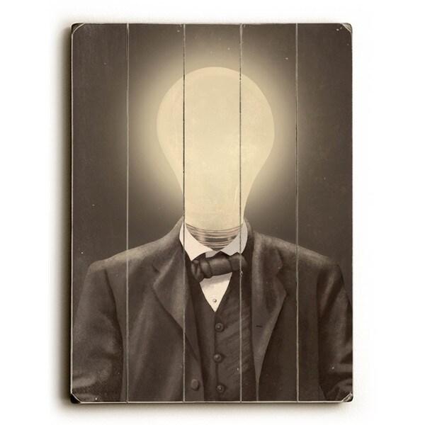 The Idea Man - Wall Decor by Terry Fan