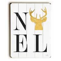 Noel - Wall Decor by Misty Diller