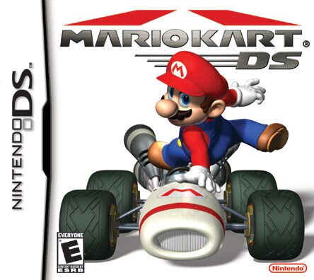 NinDS - Mario Kart DS