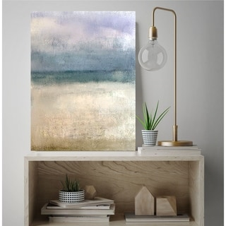 Courtside Market On the Horizon Gallery Wrapped Canvas Wall Art - 24x30