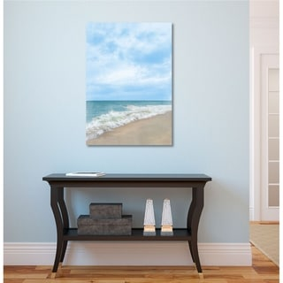 Courtside Market Summertime Breeze Beach Gallery Wrapped Canvas Wall Art - 12x18