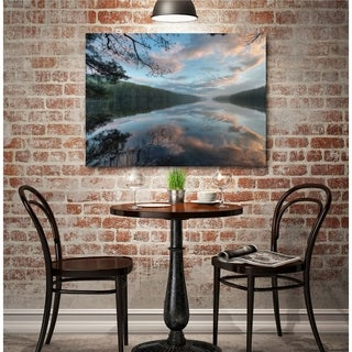 Courtside Market Lakeview Gallery Wrapped Canvas Wall Art - 24x30