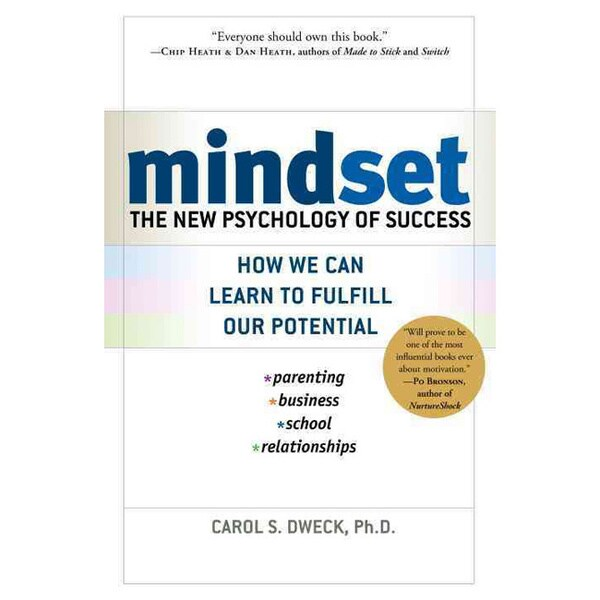 Mindset: The New Psychology of Success (Hardcover)