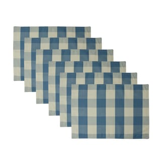 Sherry Kline Picnic Grove Blue Placemat (6-pk)