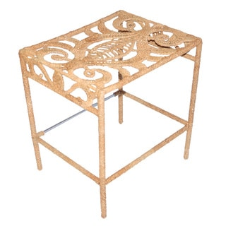 Sean Natural Seagrass Stool