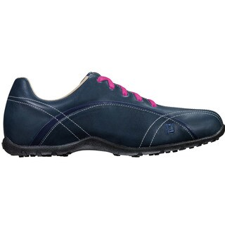 FootJoy Casual Spikeless Golf Shoes Womens Deep Blue