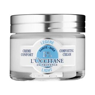L'Occitane Shea Light 1.7-ounce Comforting Cream