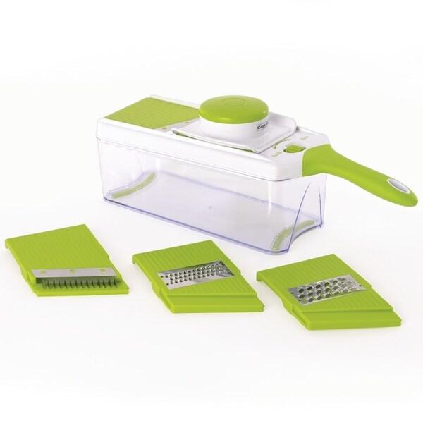 CooknCo 6pc Mandoline slicing/grating set