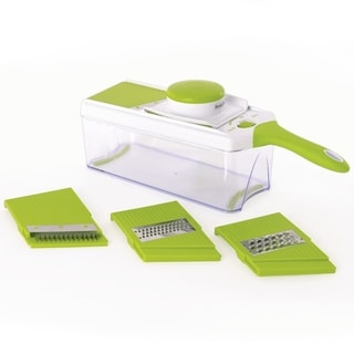 CooknCo 6pc Mandoline slicing/grating set