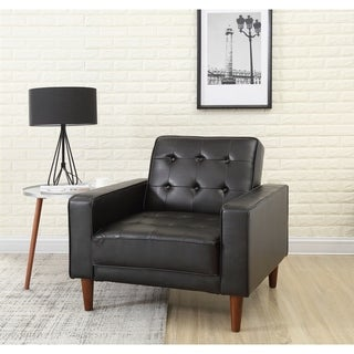 LYKE Home Harper Contemporary Chair Bed