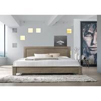 Jasper Laine Alsa King Bed Light Grey