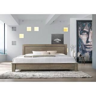 Grey, Wood Beds - Shop The Best Deals for Nov 2017 - Overstock.com