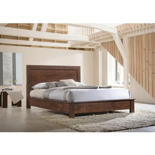 Alsa Queen Bed Wenge