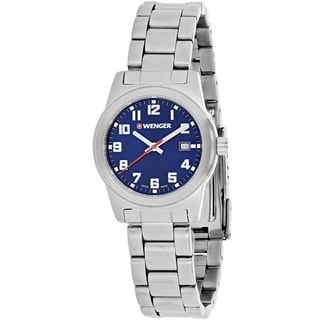 Wenger Women's 01.0411.125 Field Watch