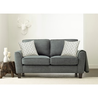 Link to Serta Astoria Deep Seating Loveseat Similar Items in Living Room Furniture