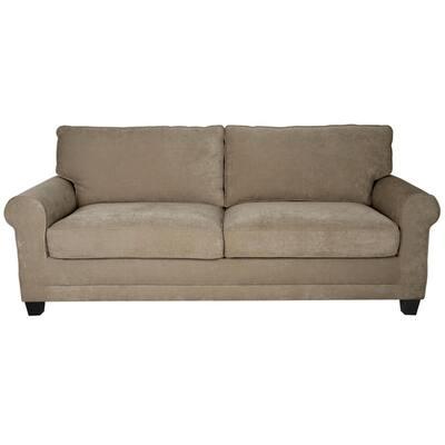 Beige Sofa Microfiber Online At