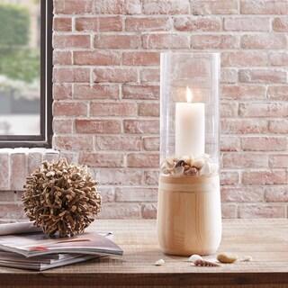INK+IVY Ashton Clear Glass Vase - Large