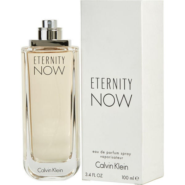 Shop Calvin Klein Eternity Now Womens 34 Ounce Eau De Parfum Spray