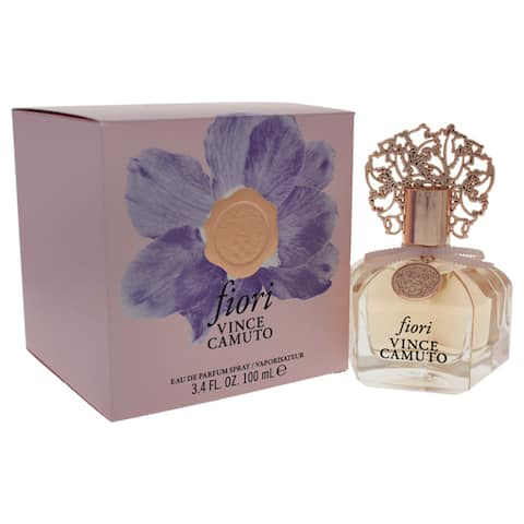 Vince Camuto Fiori Women's 3.4-ounce Eau de Parfum Spray - Clear