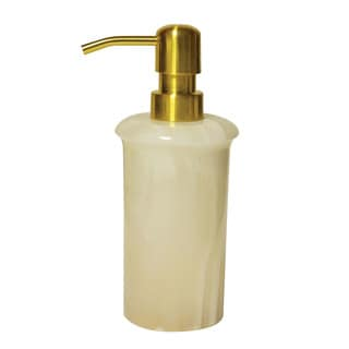 Rembrandt Home Pearl Onyx Soap/Lotion Dispenser