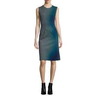 Elie Tahari Chrissy Size 8 Ombre Dress