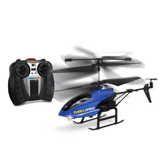 "NKOK Air Banditz 3.5CH IR/USB TurboSpeed Metal Gyro Vehicle, 8"" - Colors Vary"