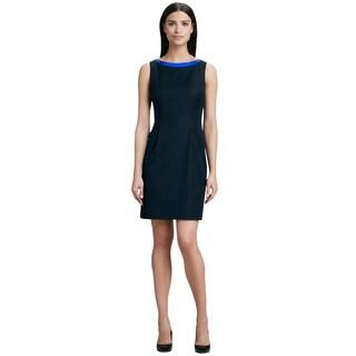 Elie Tahari Holly Size 10 Black Dress