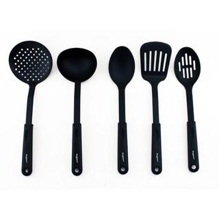 Studio 5pc Nylon Kitchen Tools Det