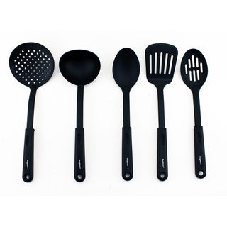 Studio 5pc Nylon Kitchen Tools Det