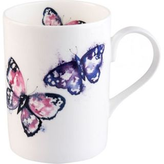 Roy Kirkham Lucy Harmony Butterfly Mugs - Set of 6