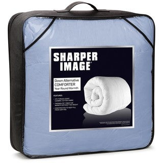 Sharper Image Down Alternative Year-Round Comforter